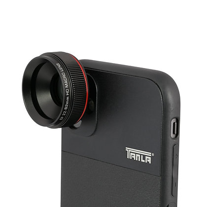 High Definition 1.1 - 2.8X Adjustable Macro Lens for iPhone