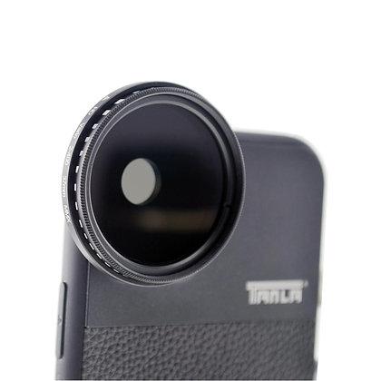 ND2-400 Adjustable Neutral Density Filter for iPhone