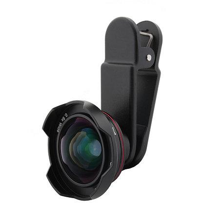 Long-Clip EF18mm Landscape HD Super Wide Angle Lens for iPhone & Smartphones