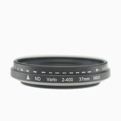 SLR Pro 37mm ND Vario 2-400 Lens (2-400 Adjustable Neutral Density Filters Lens)