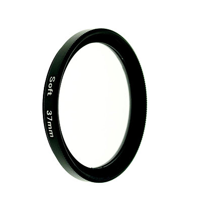 37mm Thread Soft Focus Filter Lens / Diffuser Lens
