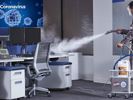 Is surface disinfection enough to completely protect you during the pandemic?