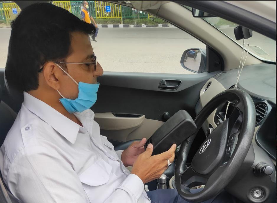 Antimicrobial Car Air Purifier