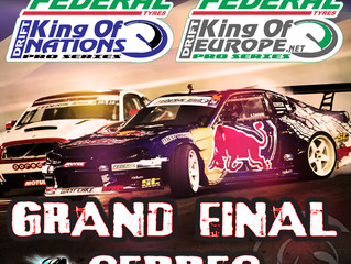 King of Nations Drift Pro Series @ Greece Final Stage