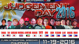 JUDGEMENT DAY 2016@Clark International Speedway