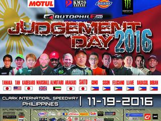 JUDGEMENT DAY 2016@Clark International Speedway