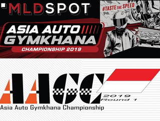 2019 AAGC Asian Auto Gymkhana Championship Indonesia