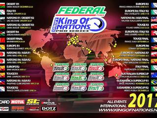 Partnership between Full Bore Motor Oil & Toni Arakaki aka. Half Breeds for the 2017 King of Nat