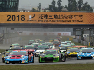 2018 Pan Delta Super Racing Festival - Full Bore Racing Team.