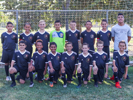 Congratulation to the Spartans FC Boy 08's for Advancing in State Cup to the round of 64!!!