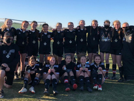 Congratulations to both the 2007 and 2008 Spartans FC Girls teams in the Arizona Spring Classic!