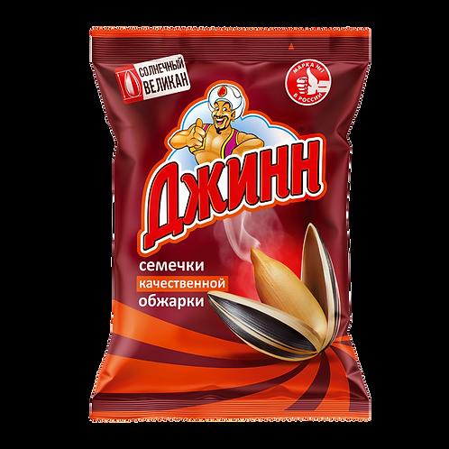 """Семечки """"Джин"""" Солнечный великан 100г"""