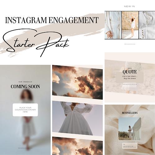 Instagram Engagement Starter Pack