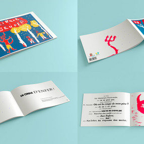 Direction artistique livre + mise en page