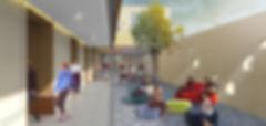 Salle culturelle et école de musiqu St Juéry I Rinaldi & Levade Architectes