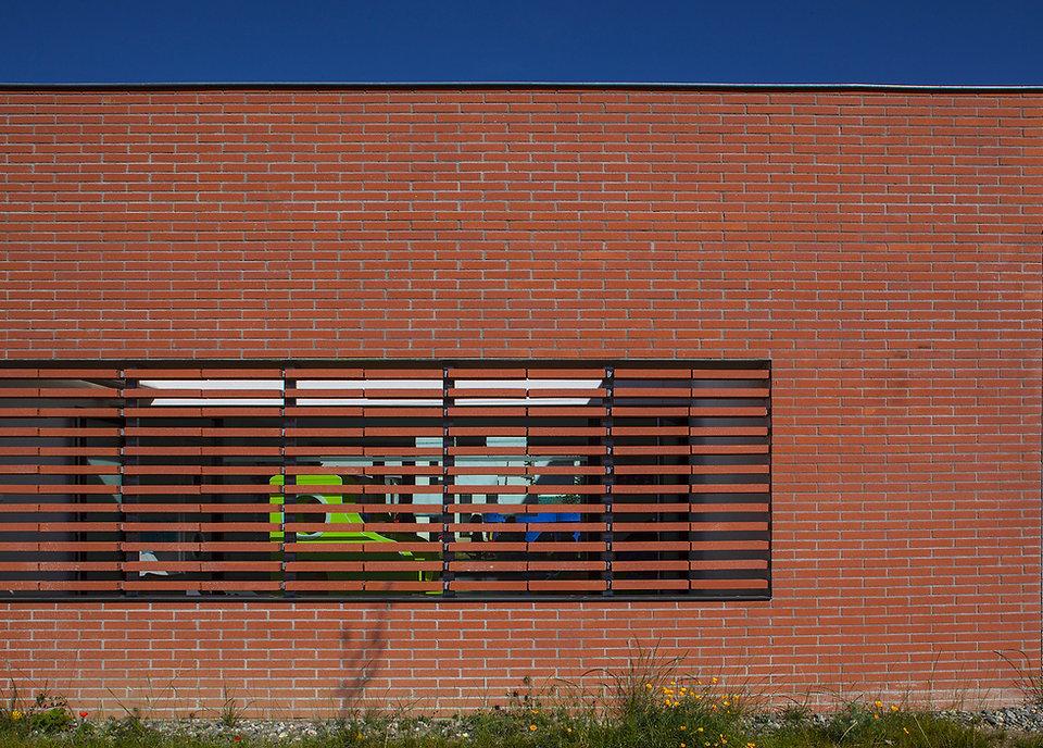 Crèche Marquefave I Rinaldi & Levade Architectes