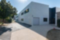 Extension Lycée Pyrène - Vue côté bâtiment - Rinaldi&Levade-Architectes Ariège et Toulouse