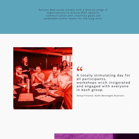 Refonte web design