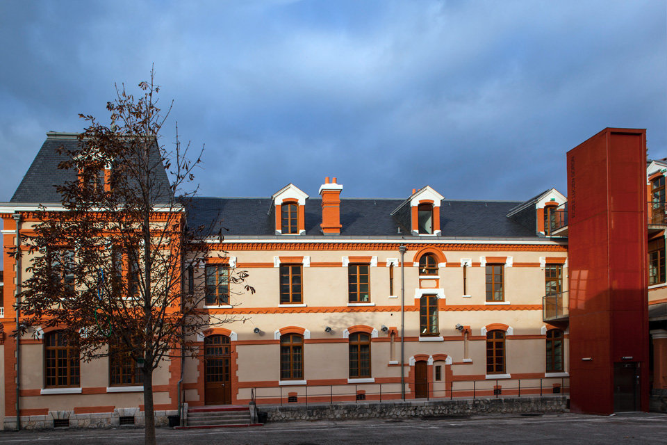 Groupe Scolaire Lucien Goron I Foix I Rinaldi & Levade Architectes