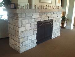 Modern Fireplace 02