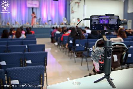 servicio de video para conferencias en g
