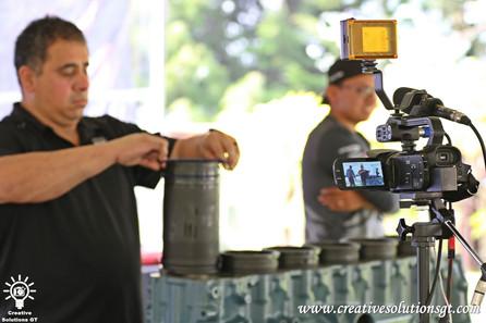 video para eventos corporativos en guate