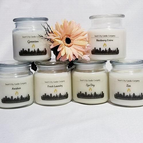 20 oz Candle Jars