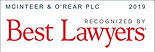 McInteer O'Rear Best Lawyers Litigation