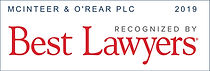 McInteer O'Rear Best Lawyers Litigation Federal Court
