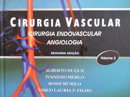 Livro: Cirurgia Vascular - Cirurgia Endovascular Angiologia- 2 volumes