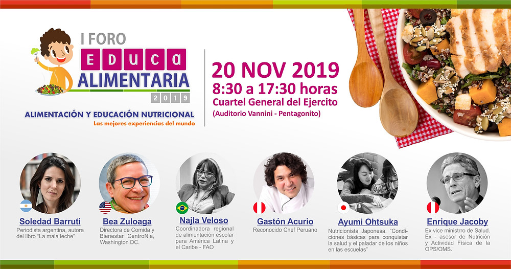 Educa Alimentaria 2019