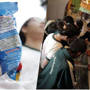 Comida chatarra: ¿cómo afecta la salud de nuestros niños?