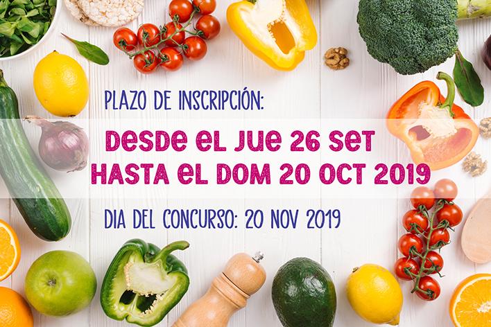 Concurso del Foro educa Alimentaria 2019