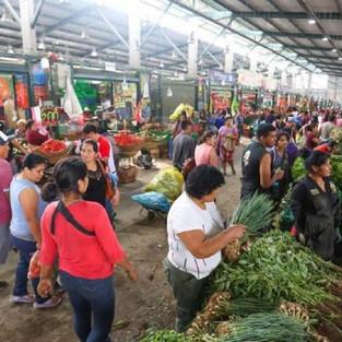 Análisis halla agroquímicos por encima del límite en muestra de frutas y verduras de Lima