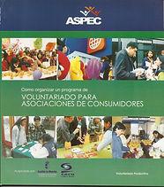 Voluntariado para asociaciones de consum