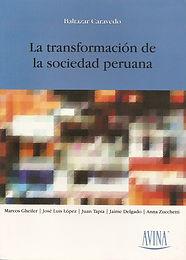 La transformacion de la sociedad peruana