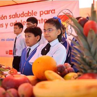 Más de 3500 colegios a nivel nacional inician desalojo de la comida chatarra de los kioscos