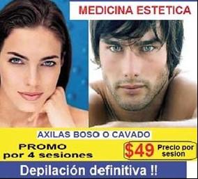 2007 NO MAS PUBLICIDAD ENGAÑOSA DEPILACIÓN