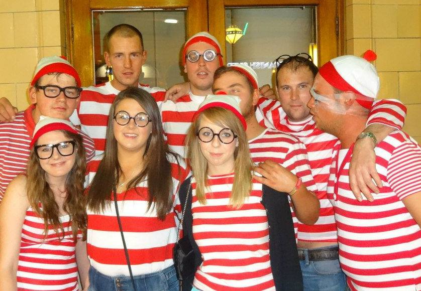Where's Wally at AGM
