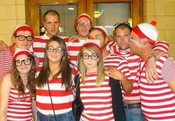 Where's Wally at AGM
