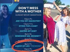 Premiering: LABOR OF LIES on Lifetime