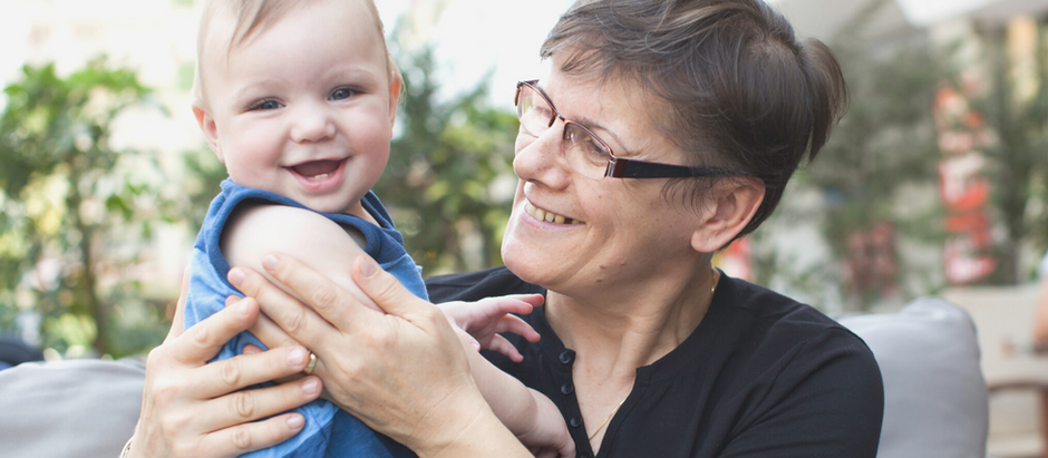 My son wouldn't let me visit my grandchild