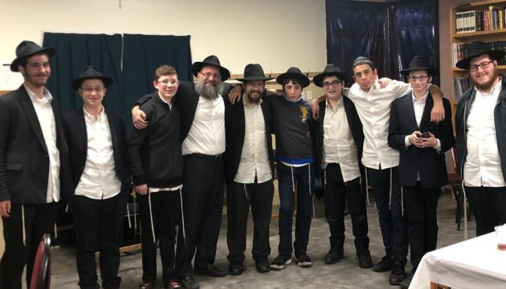 How I ended up speaking to Rabbinical students in rural Quebec