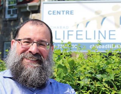 Benyamin Bresinger Chabad Lifeline Direc