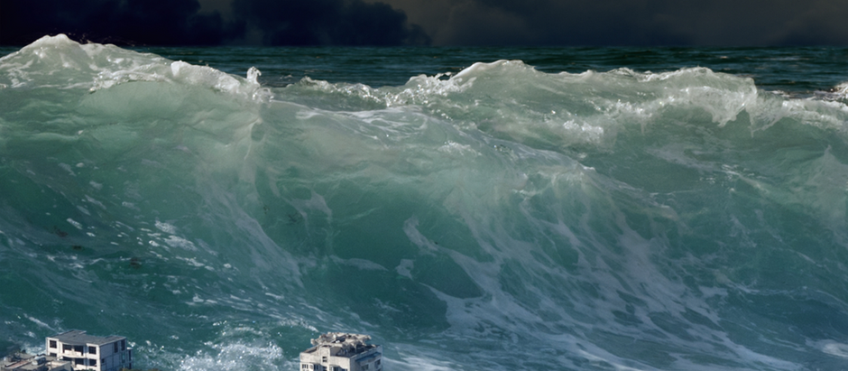 A tsunami is coming - and we are preparing to meet it