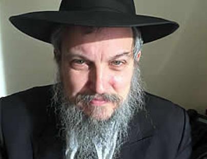 Rabbi Ronnie Fine Chabad Lifeline Execut