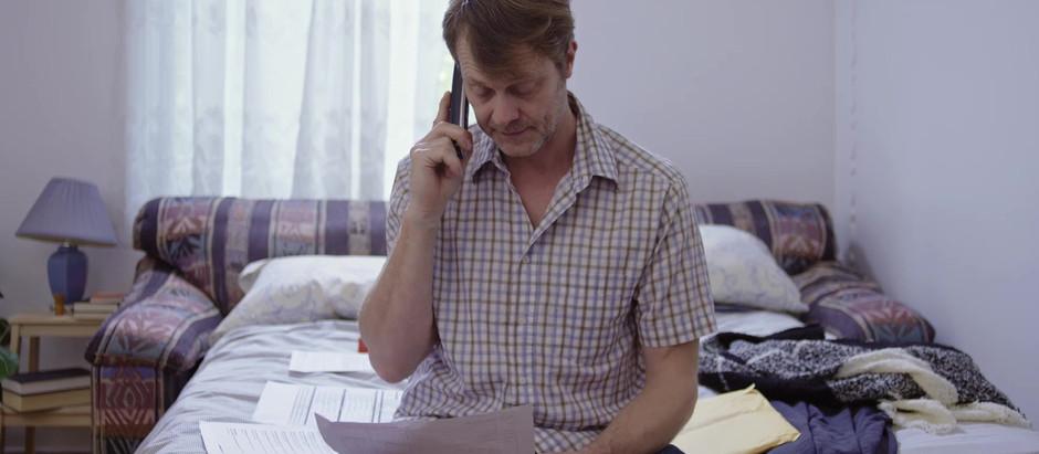 Phone calls saved my life: Joe's Story