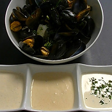 MOULES GOURMANDES