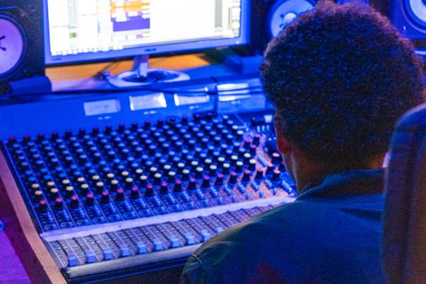 Music Recording Studio   Photography