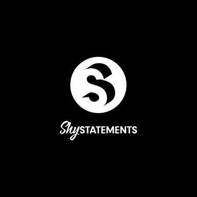SHY STATEMENTS   LOGO DESIGN